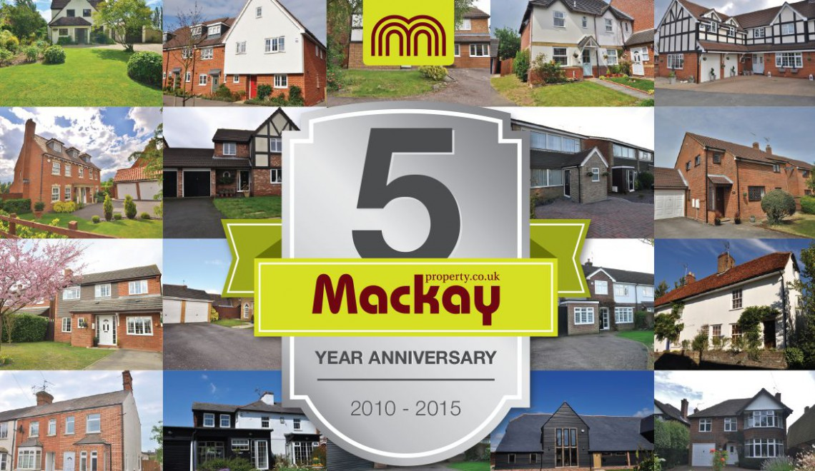 Mackay Property Five Years Celebrations