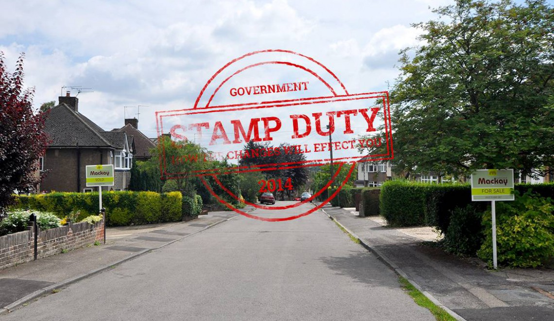 Stamp Duty Changes