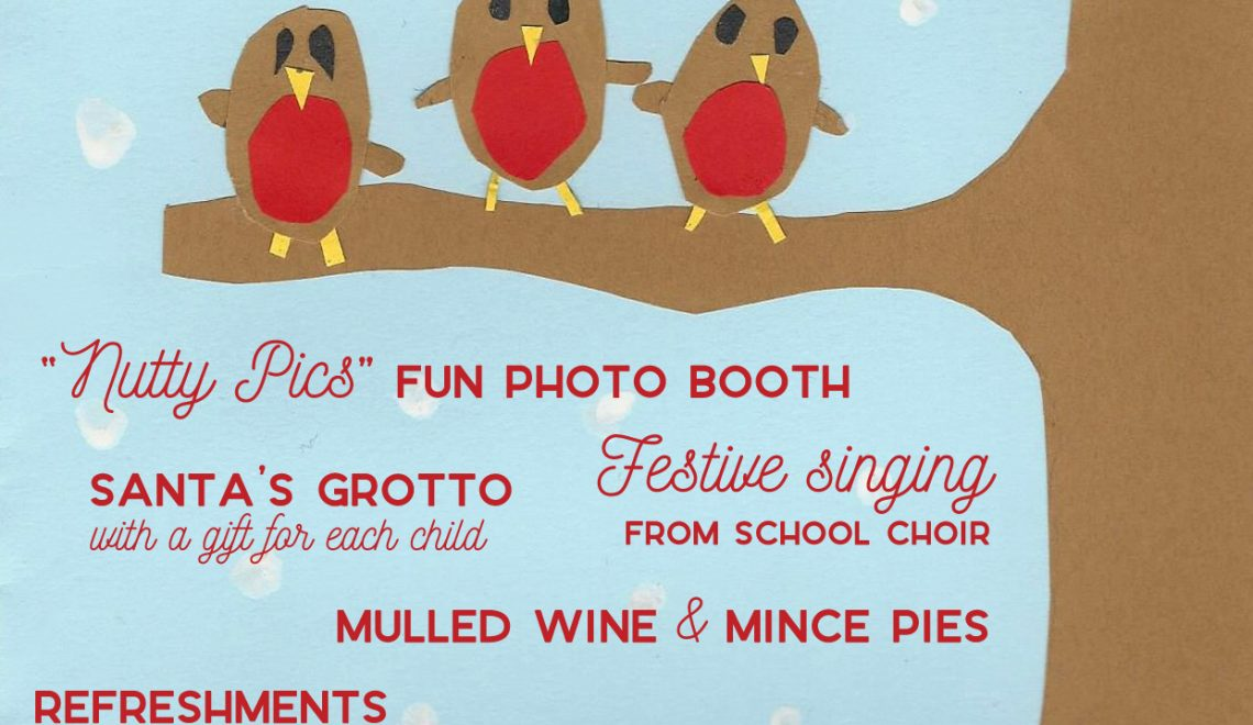 Christmas Fayre – Reedings Junior School PTA