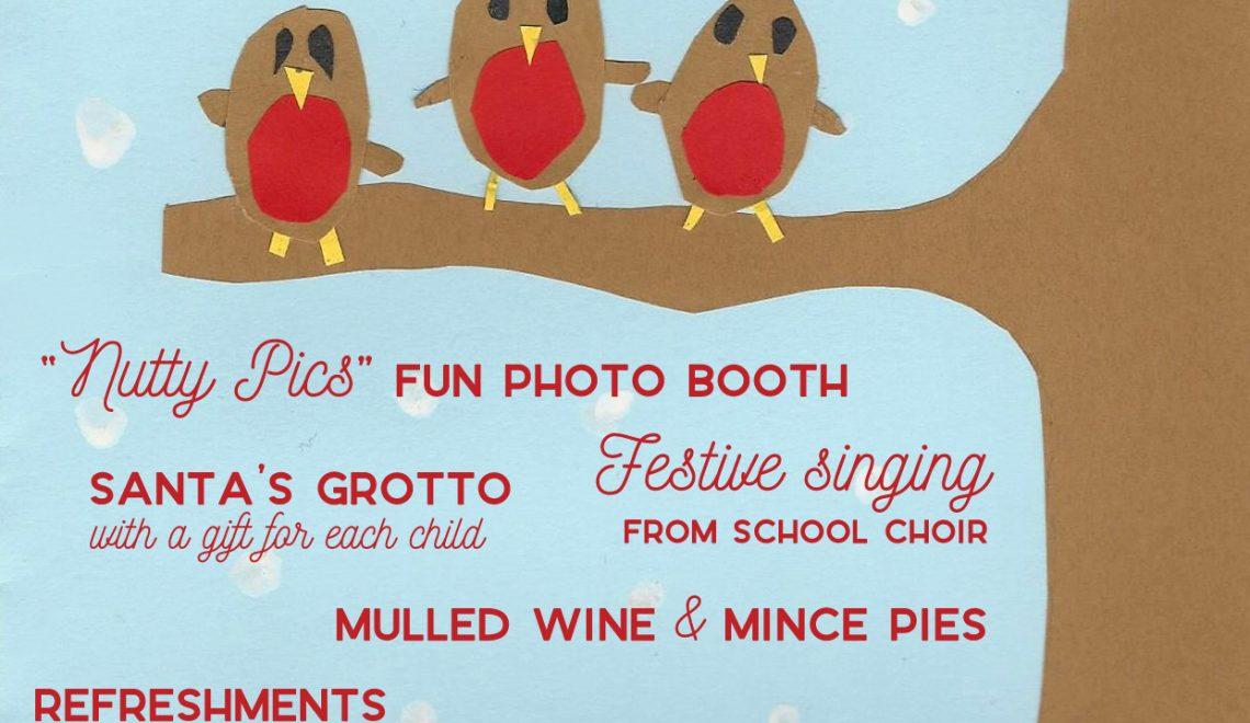 Christmas Fayre – Reedings Junior School PTA