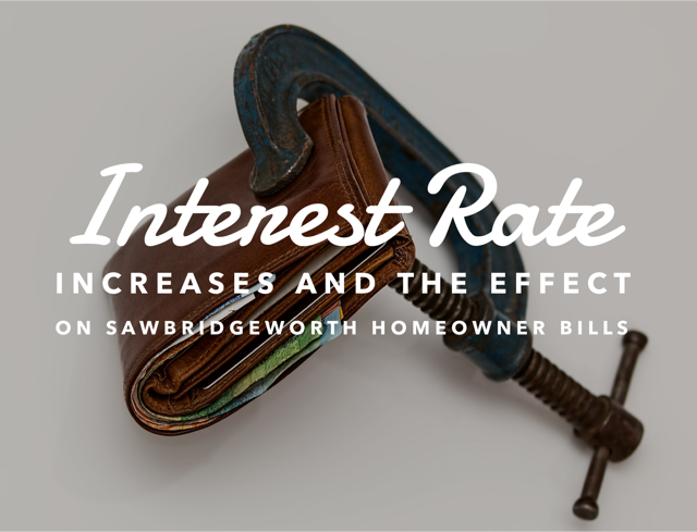 Increase In Interest Rates To Cost Sawbridgeworth Home Owners £367.11 A Year